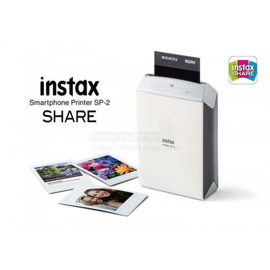 Instax SHARE SP-2 Smartphone Photo Printer (Gold)