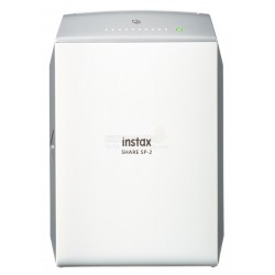 Instax SHARE SP-2 Smartphone Photo Printer (Silver) + Mystery Gift