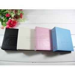 Leather Album For Instax Wide Film [36 Slots]