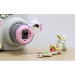 Mini 7S / Mini 8 Hello Kitty Close-Up Lens & Mirror (Macro Lens)