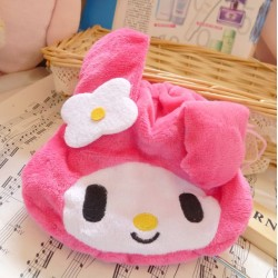 My Melody Mini Soft Pouch Bag