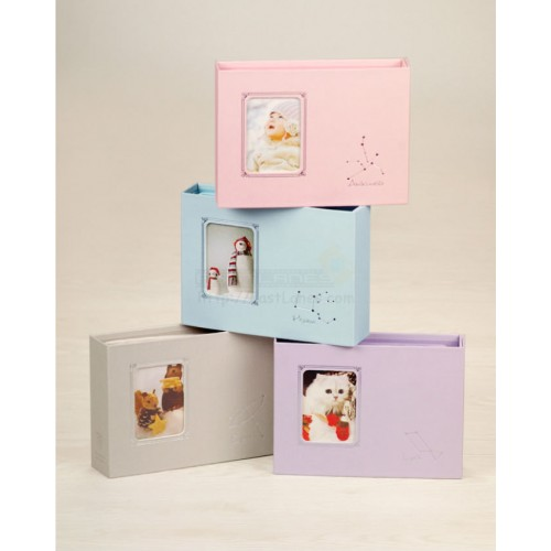 [Clearance] Memory Of Star Album For Instax Mini Film [72 Slots]
