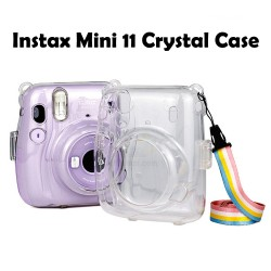 Instax Mini 11 Crystal Case