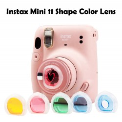 Mini 11 Shape Color Filter Lens (6 Lens)
