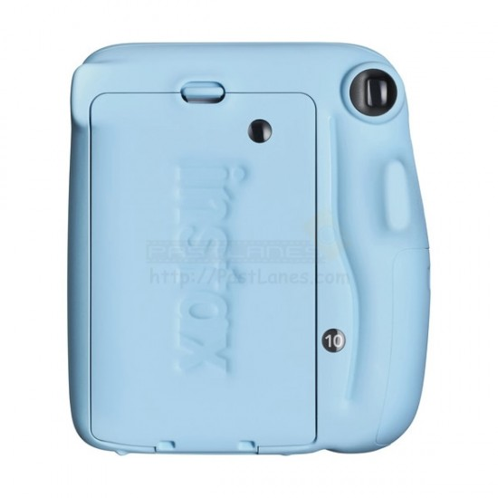 Fujifilm Instax Mini 11 Polaroid Camera (Sky Blue)