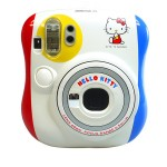 Fujifilm Instax Mini 25 Polaroid Camera (Hello Kitty Color) + Mystery Gift