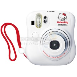 Fujifilm Instax Mini 25 Polaroid Camera (Hello Kitty) + Mystery Gift