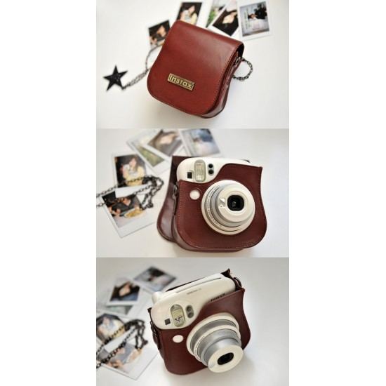 Best Fit Leather Case For Instax Mini 25