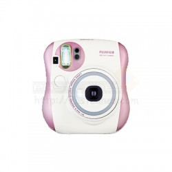 Fujifilm Instax Mini 25 Polaroid Camera (Pearl Pink Propose & Wedding) + Mystery Gift