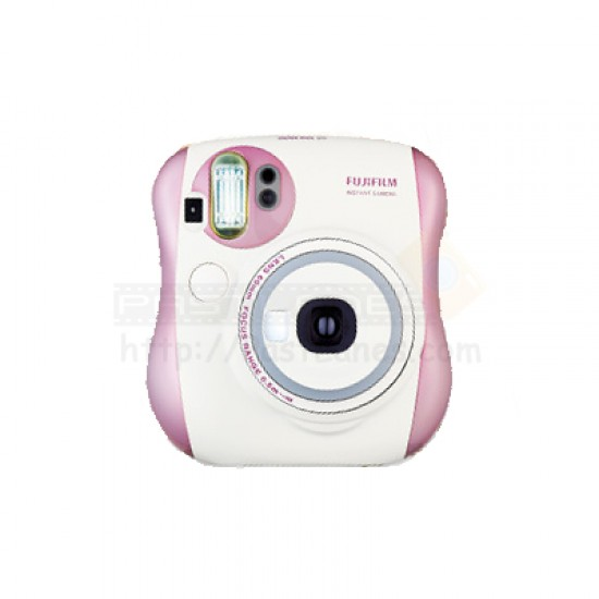 Fujifilm Instax Mini 25 Polaroid Camera (Pearl Pink Propose & Wedding) + Mystery Gift