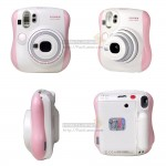 Fujifilm Instax Mini 25 Polaroid Camera (Pink) + Mystery Gift