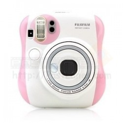 Fujifilm Instax Mini 25 Polaroid Camera (Pink Heart)
