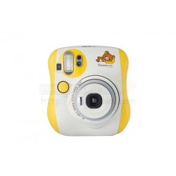 Fujifilm Instax Mini 25 Polaroid Camera (Rilakkuma Yellow) + Mystery Gift