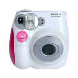 Fujifilm Instax Mini 7S Polaroid Camera (Pink)