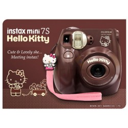 Fujifilm Instax Mini 7S Hello Kitty Gift Set (Choco)