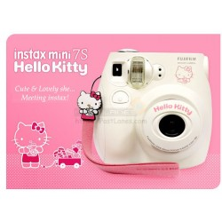 Fujifilm Instax Mini 7S Hello Kitty Gift Set (White)