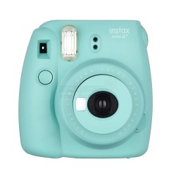 Fujifilm Instax Mini 8+ Plus Polaroid Camera (Mint) + Mystery Gift