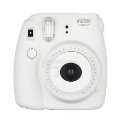 Fujifilm Instax Mini 8+ Plus Polaroid Camera (Vanilla) + Mystery Gift