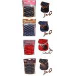 Polka Dot Fabric Case For Instax Mini 8, Mini 8+, Mini 9
