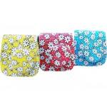 Fabric Floral Leather Bag For Mini 8, Mini 8+, Mini 9