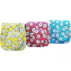 Fabric Floral Leather Bag For Mini 8, Mini 8+, Mini 9
