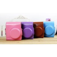 Flip Leather Bag For Instax Mini 8