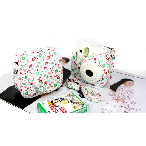 Floral Bag For Instax Mini 8