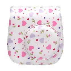 Floral Heart Bag For Instax Mini 8, Min 8+, Mini 9
