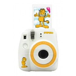 Fujifilm Instax Mini 8 Polaroid Camera (Garfield) + Mystery Gift