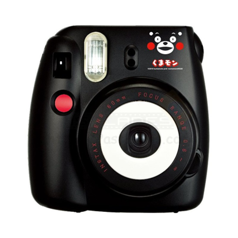 fujifilm instax mini 8 polaroid camera kumamon mystery gift. Black Bedroom Furniture Sets. Home Design Ideas