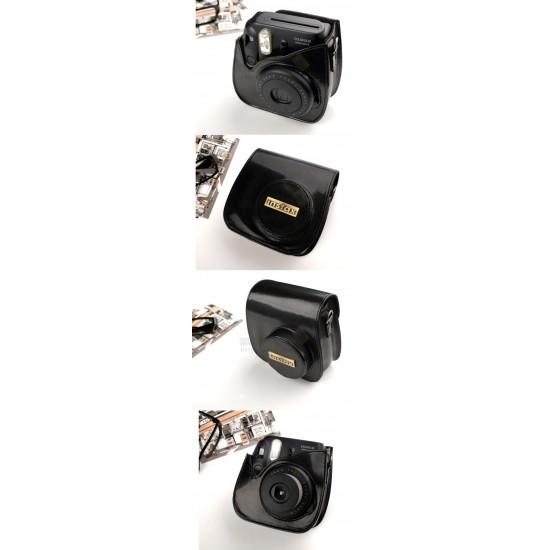 Leather Case For Instax Mini 8, Mini 8+, Mini 9