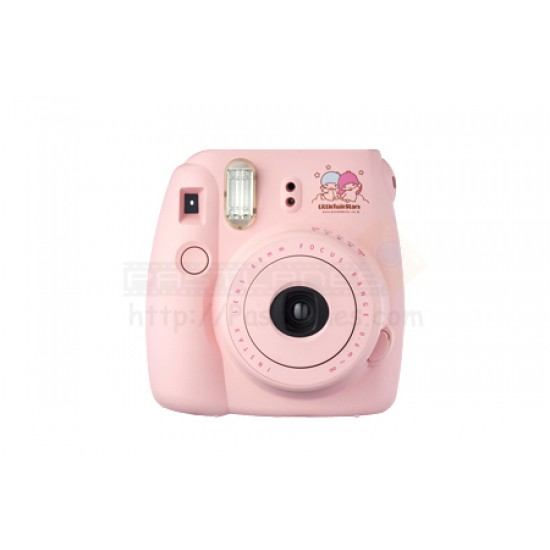 Fujifilm Instax Mini 8 Polaroid Camera (Little Twin Stars) [Kiki & Lala] + Mystery Gift