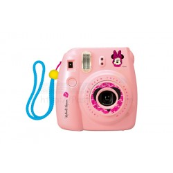 Fujifilm Instax Mini 8 Polaroid Camera (Minnie) + Mystery Gift
