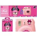 Fujifilm Instax Mini 8 Polaroid Camera (Minnie) + Mystery Gift