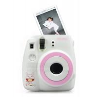 Fujifilm Instax Mini 8 Polaroid Camera (MocMoc) + Mystery Gift