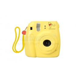 Fujifilm Instax Mini 8 Polaroid Camera (Winnie The Pooh) + Mystery Gift