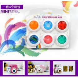 Mini 7S / Mini 8 Shape Color Filter Lens (6 Lens)