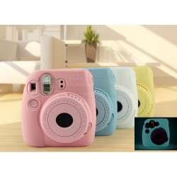 Instax Mini 8, Mini 8+, Mini 9 Silicon Glow In The Dark Case