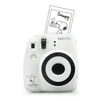 Fujifilm Instax Mini 8 Polaroid Camera (Snoopy) + Mystery Gift