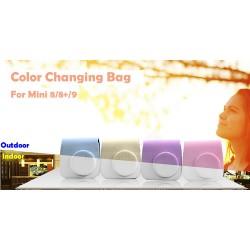 Colour Changing UV Bag For Instax Mini 8, Min 8+, Mini 9