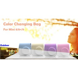 Colour Changing UV Bag For Instax Mini 8, Min 8+, Mini 9