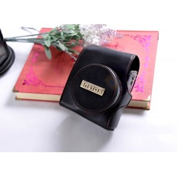 Soft Leather Bag For Instax Mini 90