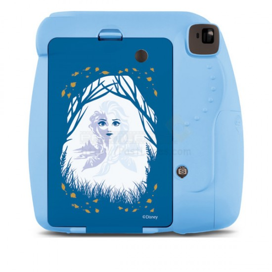 Fujifilm Instax Mini 9 Polaroid Camera (Frozen 2)