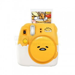 Fujifilm Instax Mini 9 Polaroid Camera (Gudetama) [Lazy Egg]