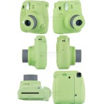 Fujifilm Instax Mini 9 Polaroid Camera (Lime Green) + Mystery Gift