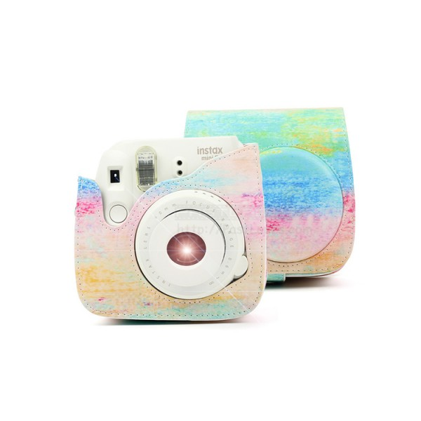 Rainbow Bag For Instax Mini 8, Min 8+, Mini 9