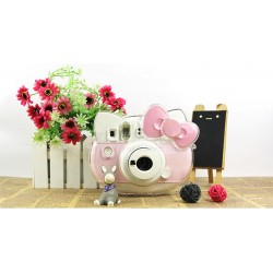 Crystal Case For Instax Mini Hello Kitty