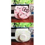 Ribbon Pattern Leather Bag For Instax Mini Hello Kitty