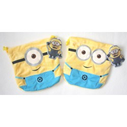 Minion Soft Pouch Bag