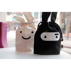 Rabbit Pouch Bag